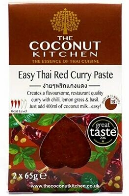 Coconut Kitchen - Thai Red Curry Sauce