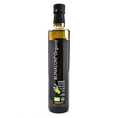 Bunallun Organic Olive Oil (500ml)