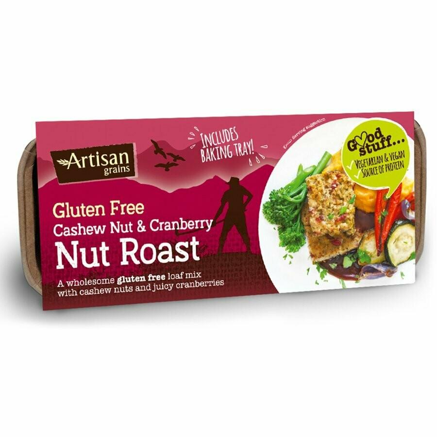 Artisan Grains Nut Roast