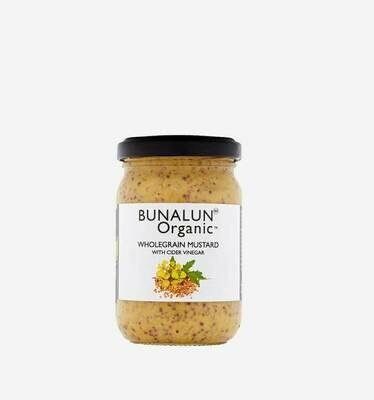 Bunallun Organic Wholegrain Mustard
