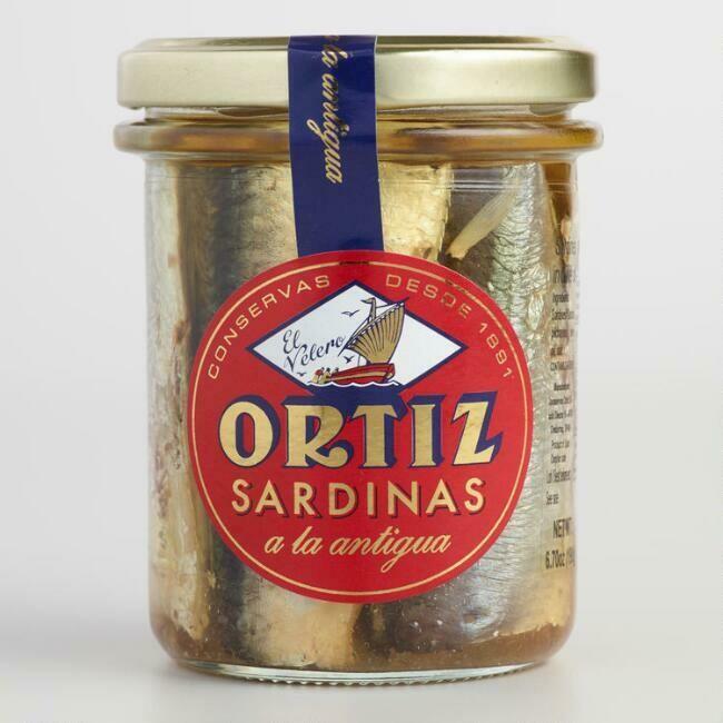 Ortiz Sardines
