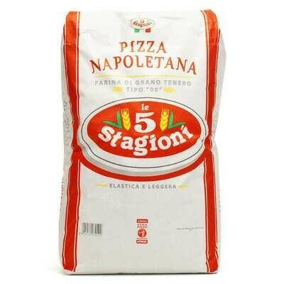 Pizza Napoletana 5 Stragioni Strong Flour - For Pizza / Yeast Bread