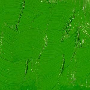 1980 OIL COLOR PERMANENT GREEN LIGHT 37ML
