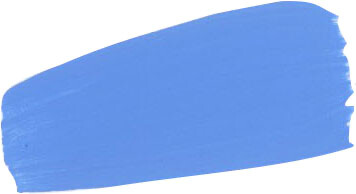 Light Ultramarine Blue 2oz Heavy Body Acrylic