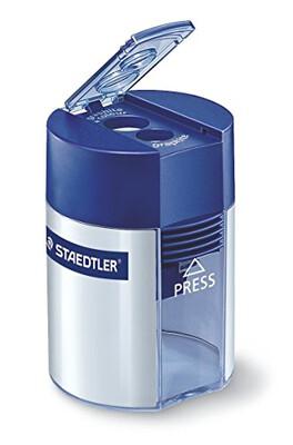 Staedtler 2-Hole Round Pencil Sharpener