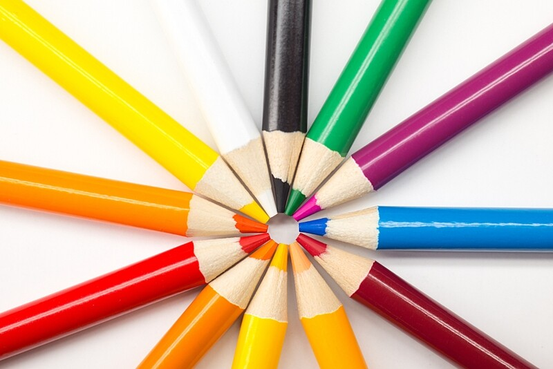 CHILDREN'S COLORING CLASS WITH CAROLYN PARKER