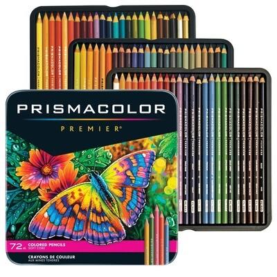 Prismacolor Premier 72 Pc Set