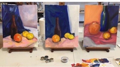 Introduction to Oil, December 19th