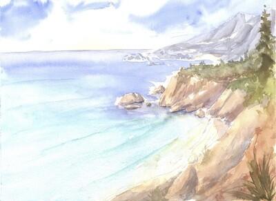 Further Studies in Watercolor, Oct 21st