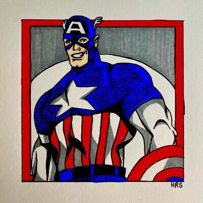 Comic Drawing: Superheroes, Oct 11th