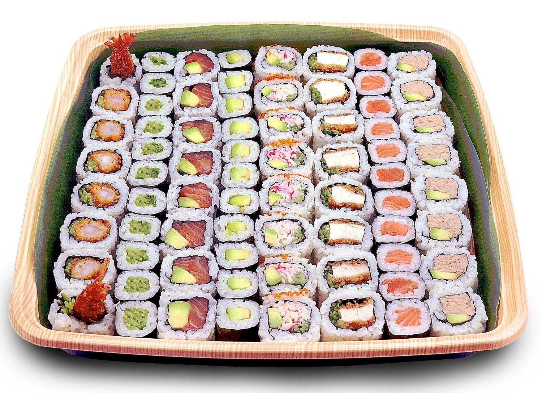 Mini Roll Platter