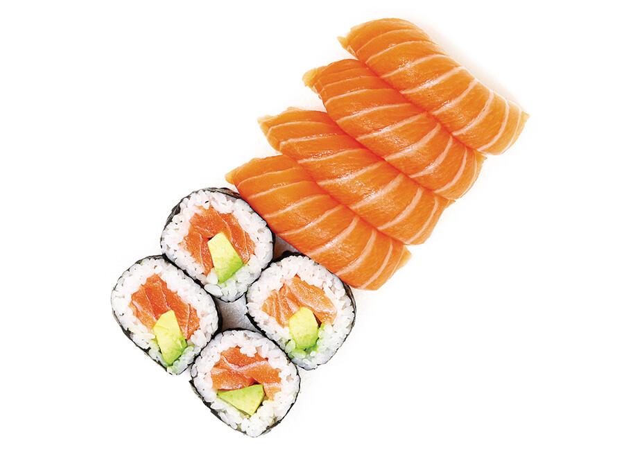 Salmon Lover Box