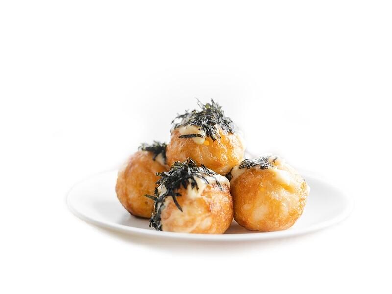 Takoyaki (1 pc)