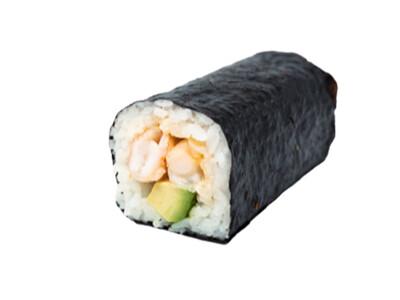 Spicy Prawn Roll