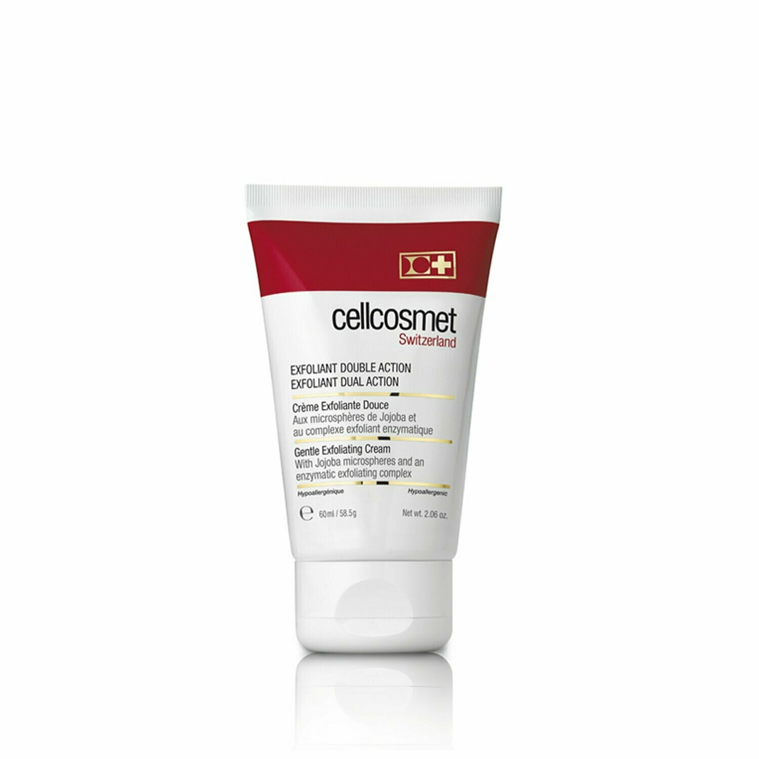 Exfoliant Double Action 60ml