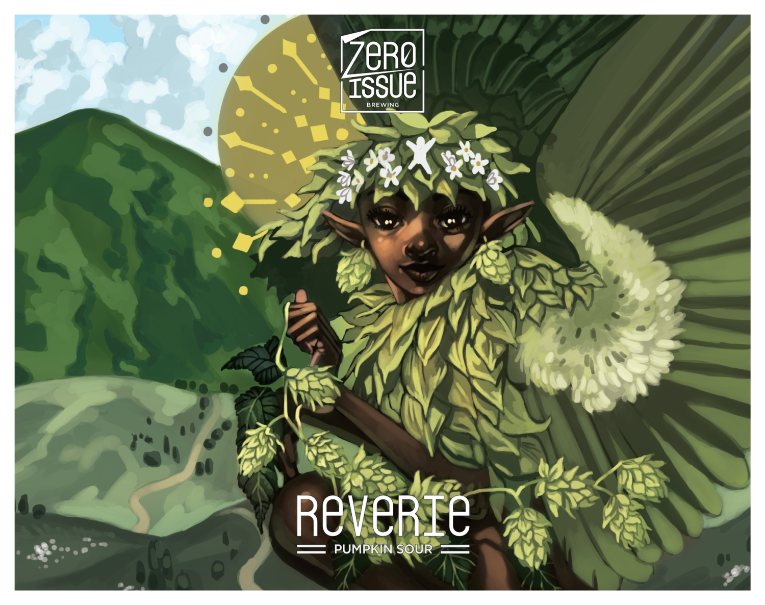 Reverie Pumpkin Sour