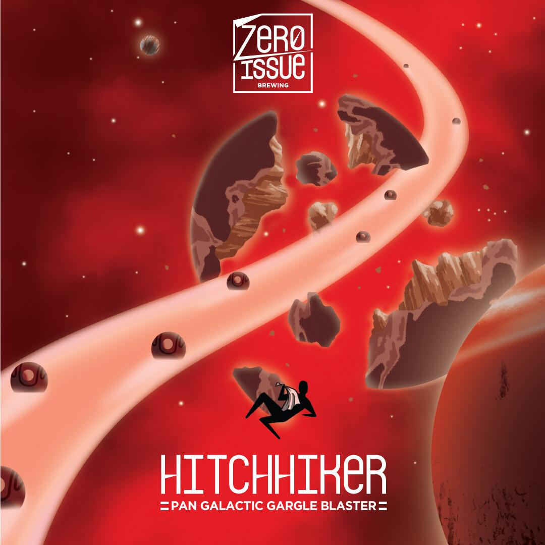Hitchhiker Pan Galactic Gargle Blaster
