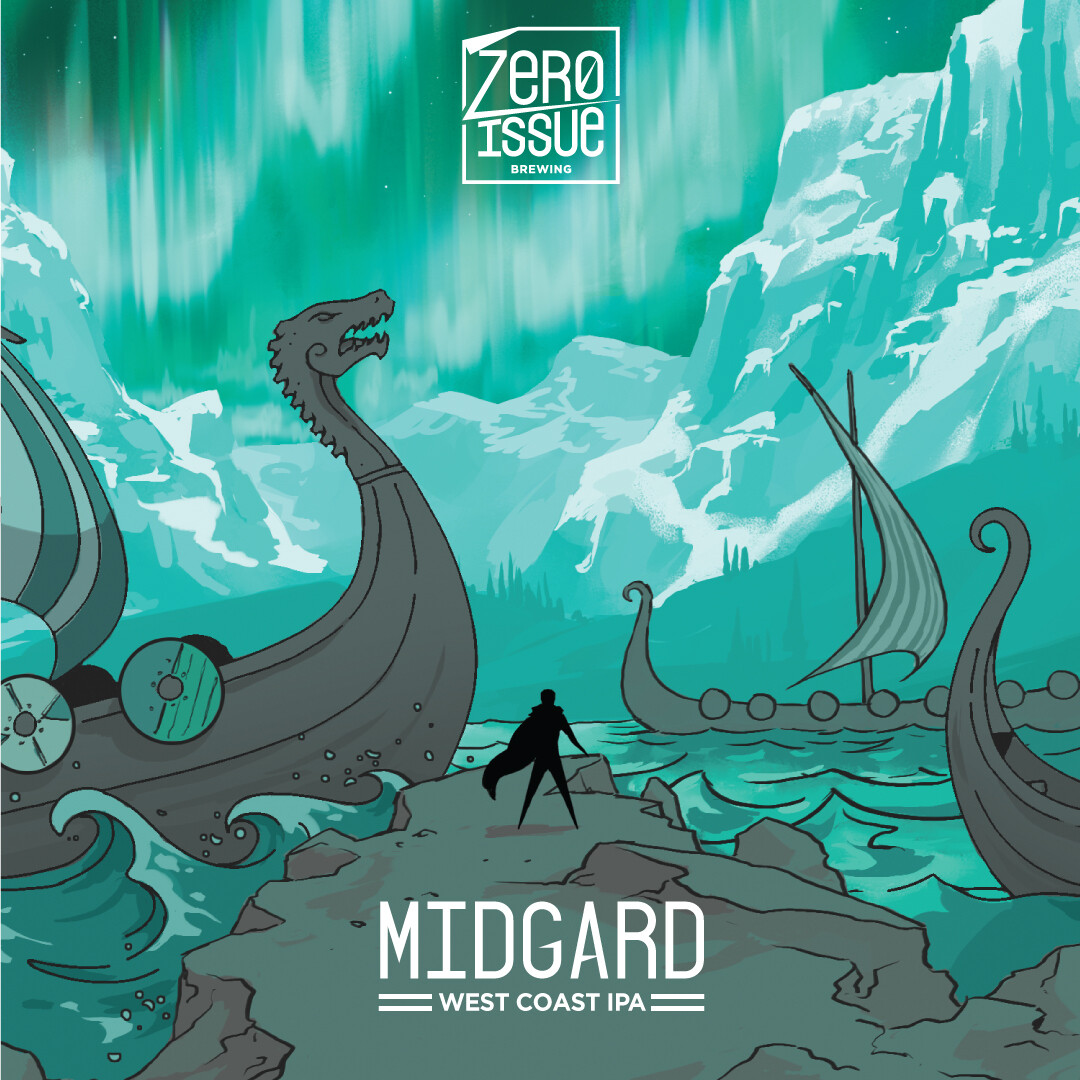 Midgard West Coast IPA