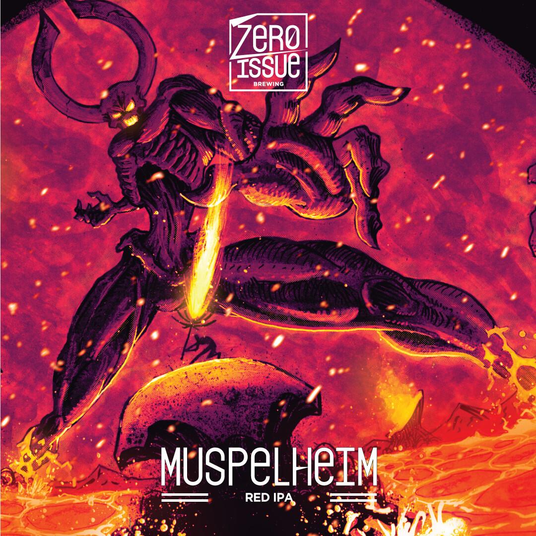 Muspelheim Red IPA