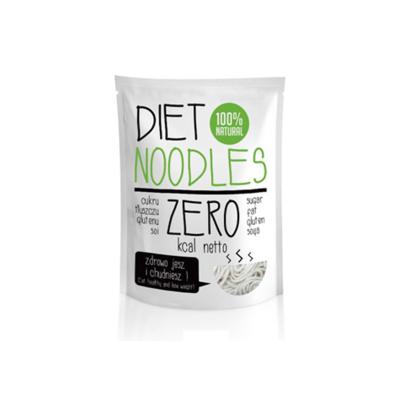 Shirataki Noodle makaronai be gliuteno 200g