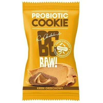 Sausainis su probiotikais riešutų kremo skonio, 20g
