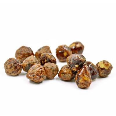 Karamelizuoti lazdyno riešutai su cinamonu, 250g