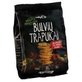 Bulvių trapukai saldžiųjų čili paprikų skonio MILIPOP, 90g