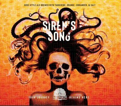 Siren's Song Tangerine Orange