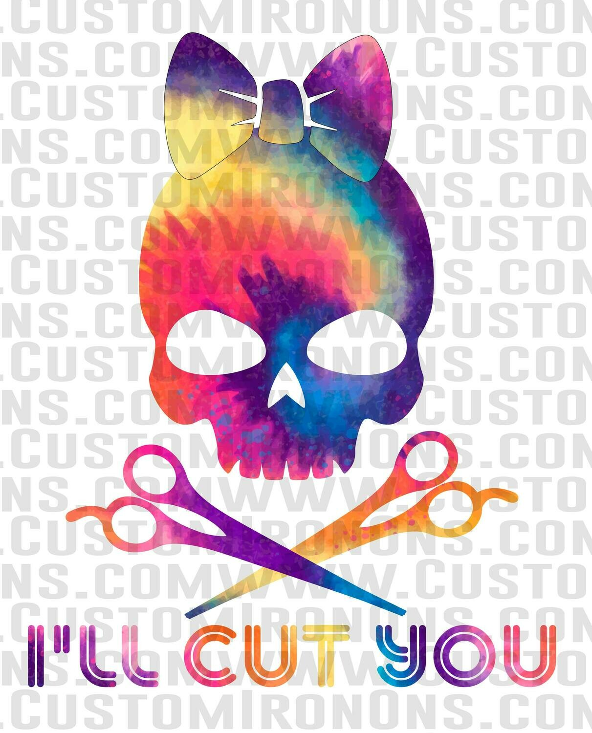 I'll Cut you PNG Sublimation