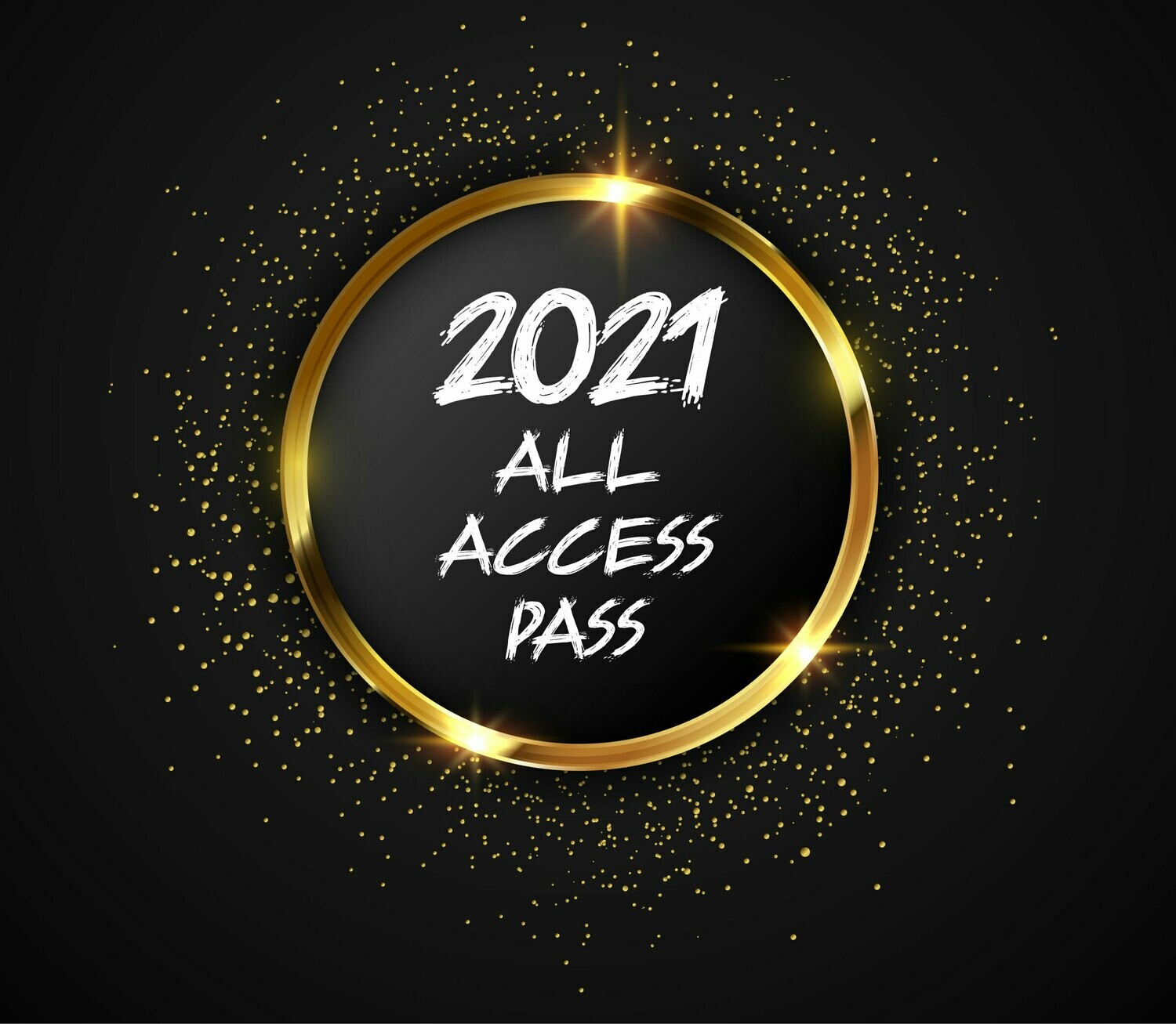 2021 Drive  -  ALL ACCESS PASS - YEARLY