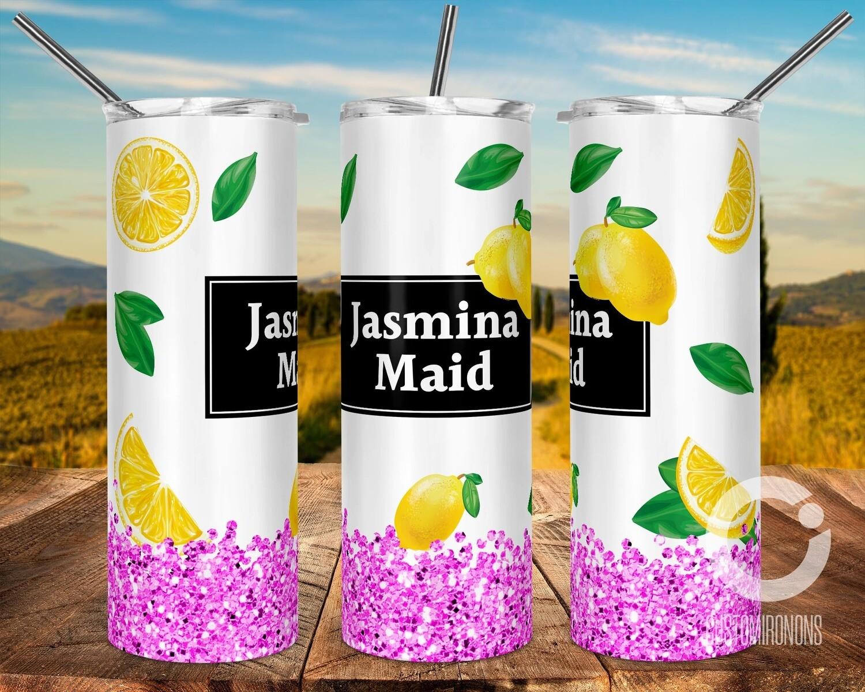 Pink Lemon Made sublimation design - Sublimation design - Sublimation - DTG printing - Sublimation design download - Summer sublimation design