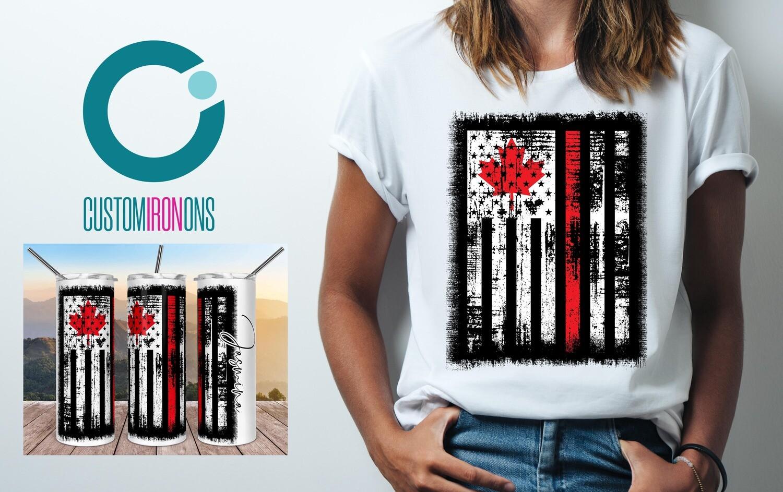 4th of July & Canada Bundle