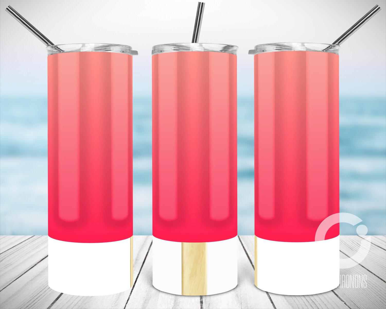 Redish Popsicle - Sublimation design - Sublimation - DTG printing - Sublimation design download - Summer sublimation design