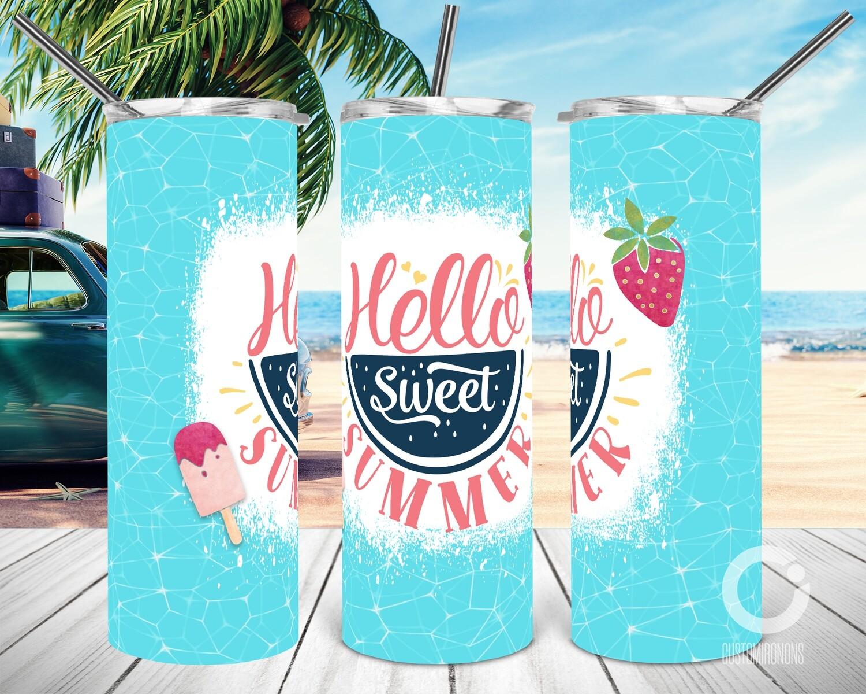 Beach Vibes - Sublimation design - Sublimation - DTG printing - Sublimation design download - Summer sublimation design