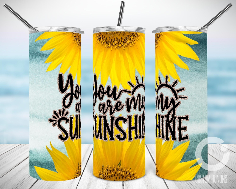 You are my sunshine  - Sublimation design - Sublimation - DTG printing - Sublimation design download - Summer sublimation design