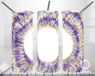 Tie Dye x2 - 20oz taper and Straight