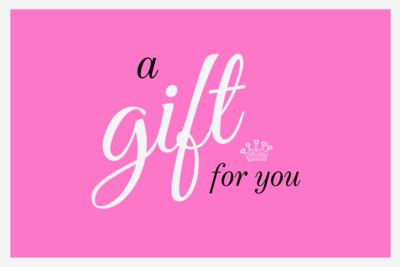 Digital Gift Voucher