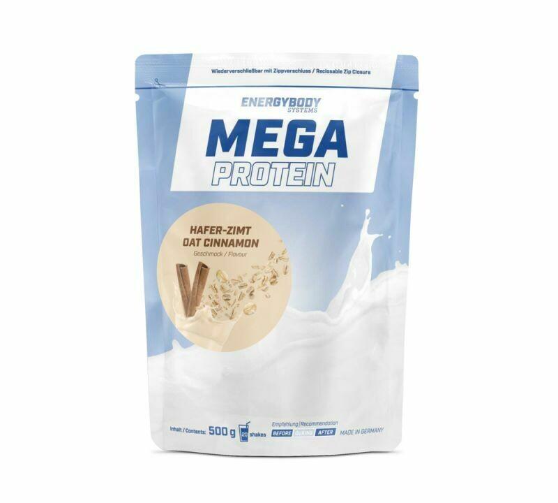Mega Protein Hafer-Zimt 500g