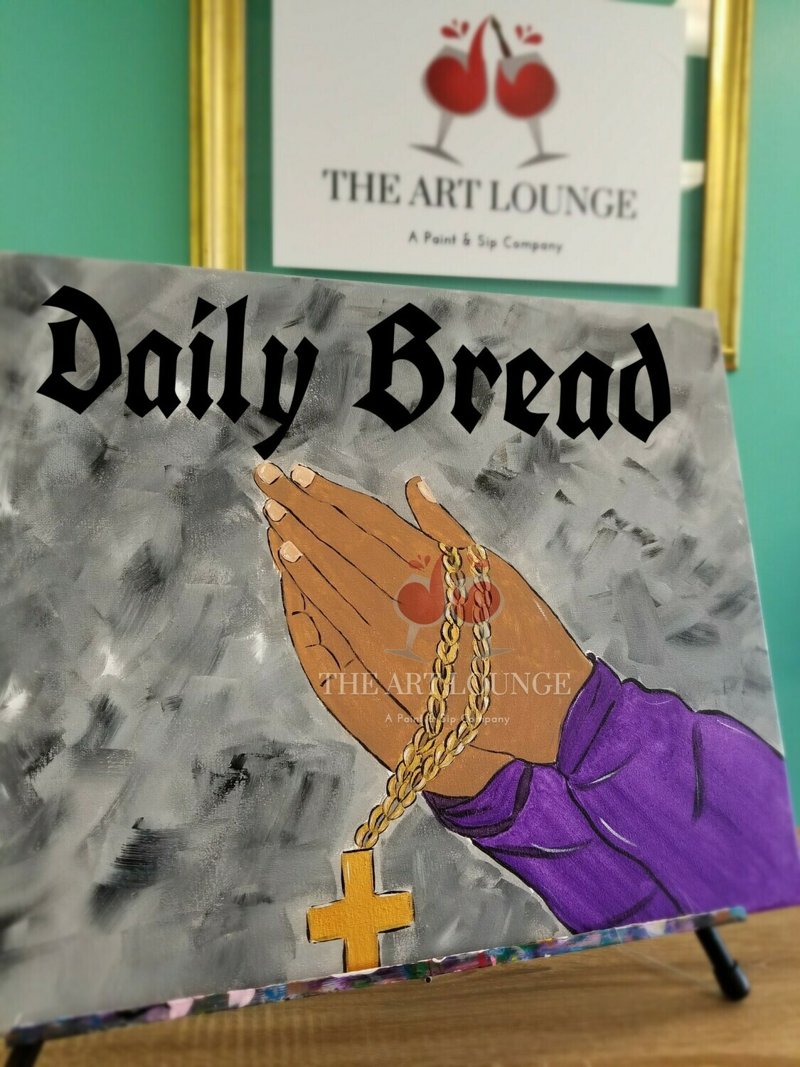 DAILY BREAD PAINT PARTY KIT