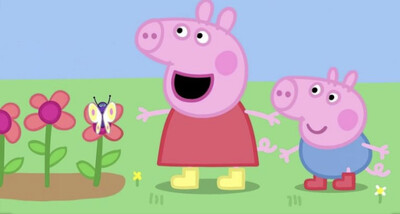 PEPPA PIG PAINT KIT