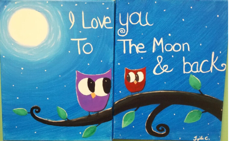 TO THE MOON & BACK PAINT KIT