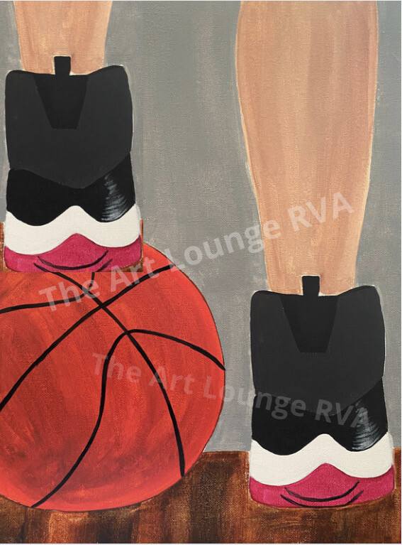 HE GOT GAME PAINT PARTY KIT