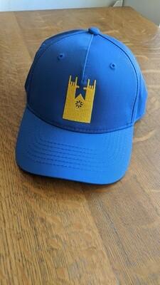 Baseball cap. No mesh.