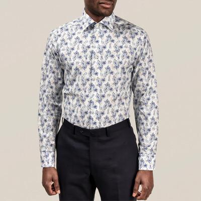 Eton Watercolour Paisley Shirt
