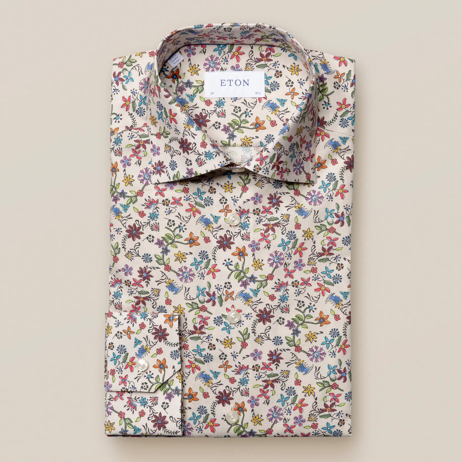 Eton Valley of Flowers Shirt