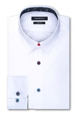 Bugatchi Cheeky Button LS Woven Shirt