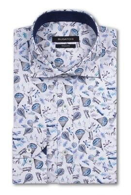 Bugatchi Flight LS Woven Shirt