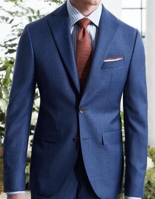 Jack Victor Woven Wool Sport Coat