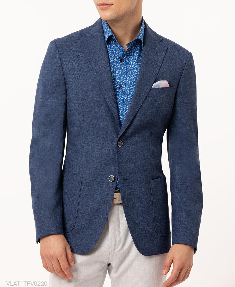 TALLIA Blue Sport Coat