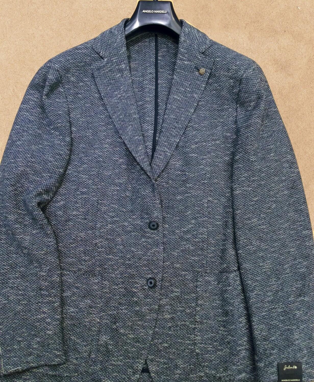 Angelo Nardelli Cotton Soft Coat